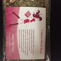 25 Small Bags Vagisteam Herbal Blend