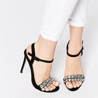 ASOS HAVEN Heeled Sandals