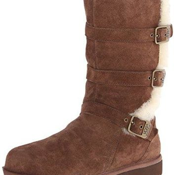 UGG Baby Girl's Maddi (Toddler/Little Kid/Big Kid) Boots uggs for women