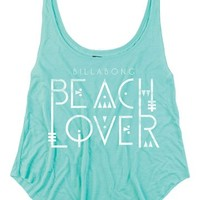 Billabong The Wave It Is Tank Top - Mo-Mint - J4242THE				 |  			Billabong 					US
