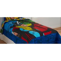Marvel Comics Classic Avengers Twin Bed Comforter