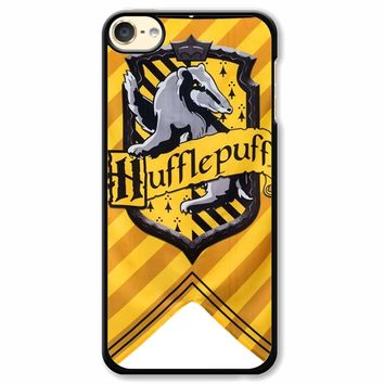Harry Potter Hufflepuff Crest 77 iPod Touch 6 Case