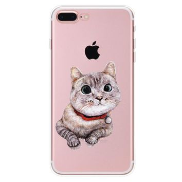 i m not garfield cat case for iphone 7 7plus iphone se 5s 6 6 plus high quality cover gift box 90  number 1