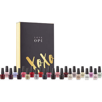 Online Only Love OPI XOXO Nail Lacquer 25 Pc Mini Set