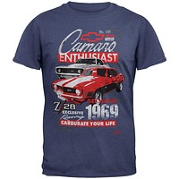 Chevrolet - Enthused Camaro Soft T-Shirt