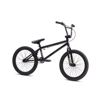 "Hoffman Bikes 20"" Immersion BMX Bike Matte Black"