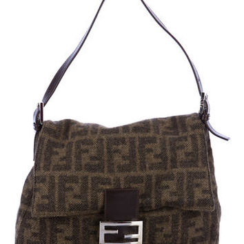 Fendi Wool Bag