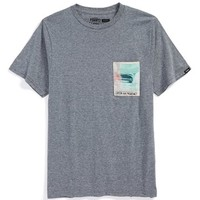 Boy's Vans 'Power of Persuasion' Pocket T-Shirt