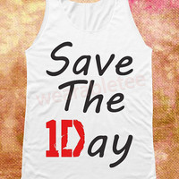 Save The Day Shirts One Direction Shirts Pop Rock Shirts Unisex Shirts Vest Women Tank Top Tunic Women Shirt Top Women Sleeveless Singlet