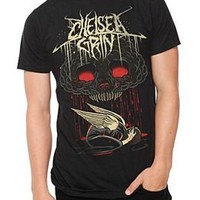 Chelsea Grin Raining Blood Slim-Fit T-Shirt - 948096