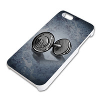 Weight Lifting Dumbbells iPhone 5 5S Slim Fit Case