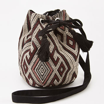 Tribal Pattern Crossbody