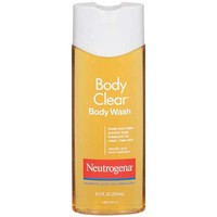 Walmart: Neutrogena Body Clear Body Wash, 8.5 fl oz