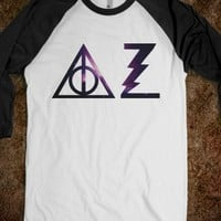 Delta Zeta Harry Potter Style Galaxy Print