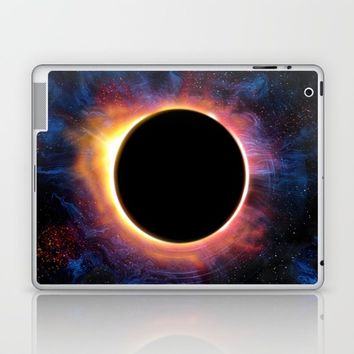 Artistic XCV - Solar Eclipse Laptop & iPad Skin by tmarchev