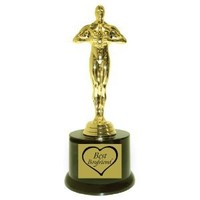 Best Boyfriend with Heart - Hollywood Award with Gift Box