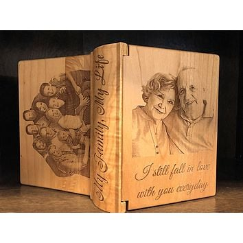 Personalized Photo Albums