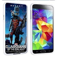 Groot Is Looking Pretty Awesome Iphone and Samsung Galaxy Case (Samsung Galaxy S5 White)