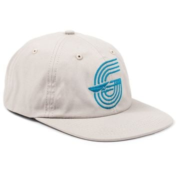 Track Unstructured Khaki Strapback - Hats - Shop | Benny Gold