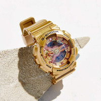 G-Shock S-Series GMAS110 Crazy Gold Watch - Urban Outfitters