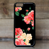 Large Carnation Flowers Case for Apple iPhone 6