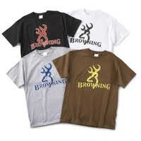 4 - Pk. of Browning Logo T - shirts