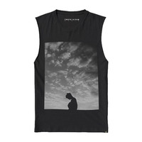 UNISEX CLOUDS SILHOUETTE TEE | Clothes | Troye Sivan