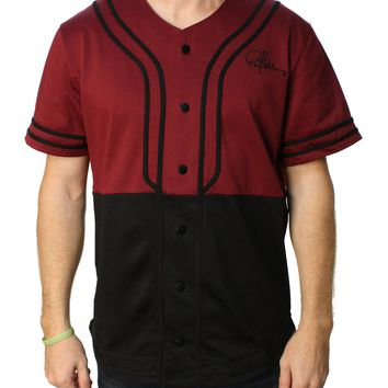 Young & Reckless Men's Winner's Button Down Jersey