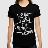Limited Edition T-shirt by paulosilveira