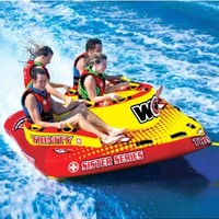 WOW Trinity 4 Person Sister Towable Tube | DICK'S Sporting Goods
