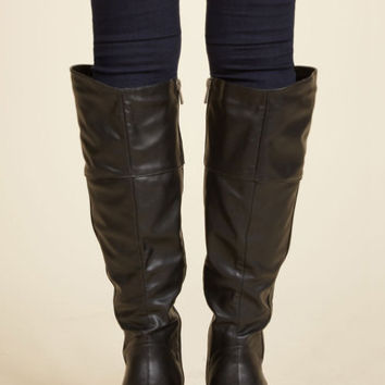 Leave on a High Dote Boot | Mod Retro Vintage Boots | ModCloth.com
