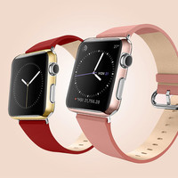 Rose gold Apple watch case, yellow gold apple watch case, Space grey apple watch case, DIY kit, 38mm 42mm