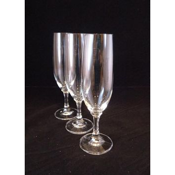 European Classics West Germany Champagne Flutes