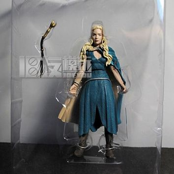 Toy movable GOT Daenerys Targaryen action figure