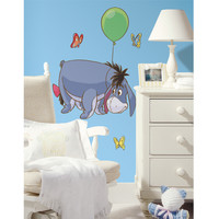 Disney Eeyore Giant Peel and Stick Wall Decals