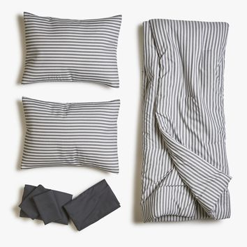 Just My Stripe Comforter Bed Set