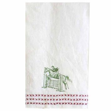 Hunter Linen Hand Towel