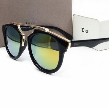 Dior Women Fashion Popular Shades Eyeglasses Glasses Sunglasses [2974244527]