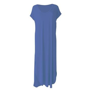 Cobalt Blue Maxi Dress | 3 Sizes