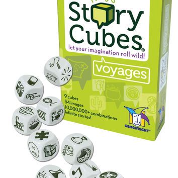 Gamewright Rory's Story Cubes - Voyages