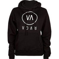 RVCA High End Womens Hoodie