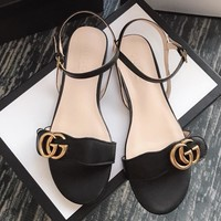 Gucci Women Fashion Casual Sandals Shoes