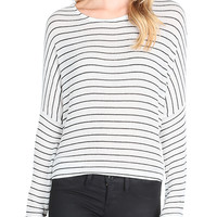 Penelope Striped Top-FINAL SALE