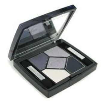 Christian Dior 5 Color Designer All In One Artistry Palette - No. 208 Navy Design --4.4g-0.15oz By Christian Dior