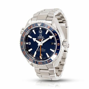 Omega Seamaster automatic-self-wind mens Watch 232.30.44.22.03.001 (Certified Pre-owned)
