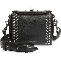 Alexander McQueen Box Bag 16 Studded Leather Bag | Nordstrom
