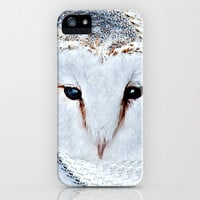 Barn Owl iPhone & iPod Case by BigCityImages