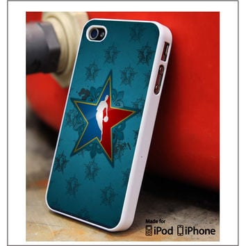 Star Basketball Symbol iPhone 4s iPhone 5 iPhone 5s iPhone 6 case, Galaxy S3 Galaxy S4 Galaxy S5 Note 3 Note 4 case, iPod 4 5 Case