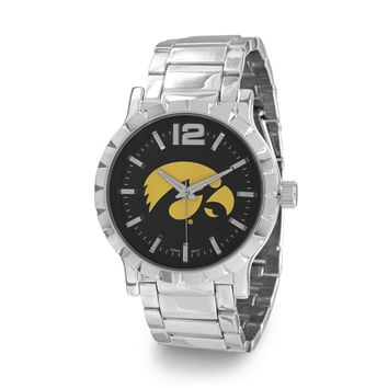 University of Iowa Officially Licensed Men's Watch