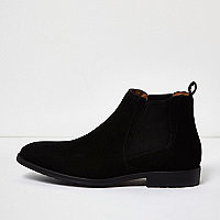 Black Chelsea boots - boots - shoes / boots - men
